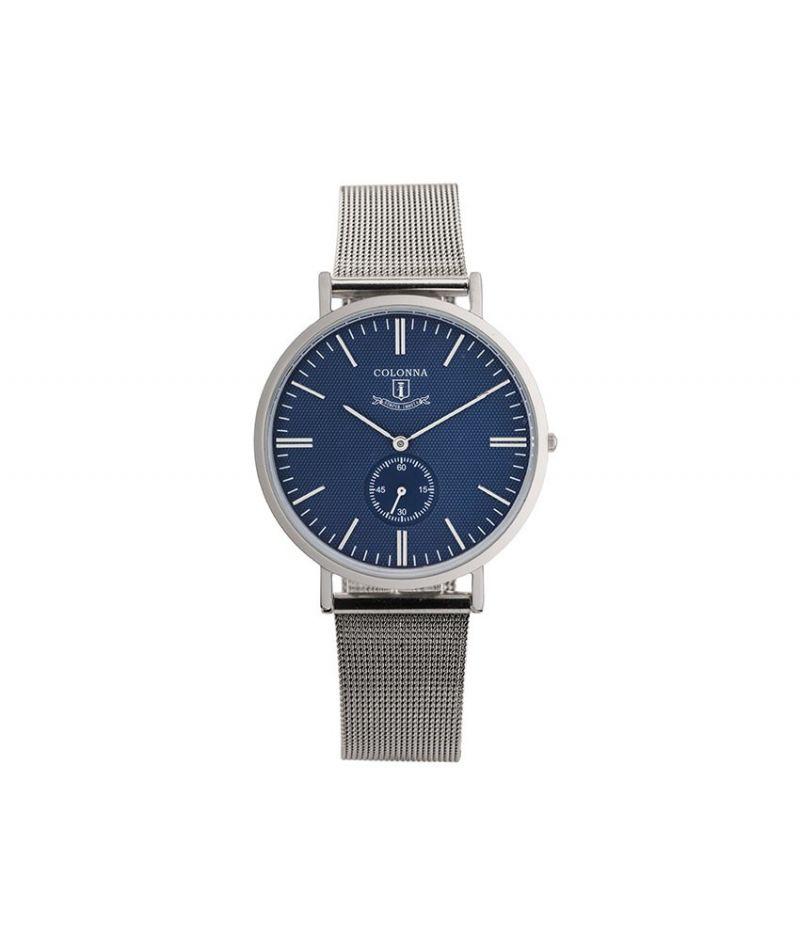 Da Il Gioiello trovi orologi Colonna, maglia milano con quadrante blu
