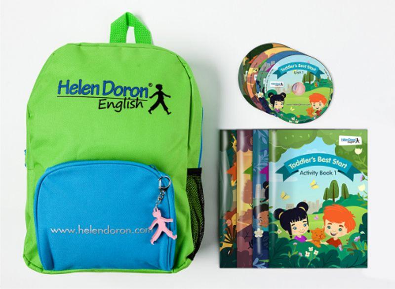 Corsi d'inglese - Corsi d'inglese per bambini - Siena - Helen Doron English