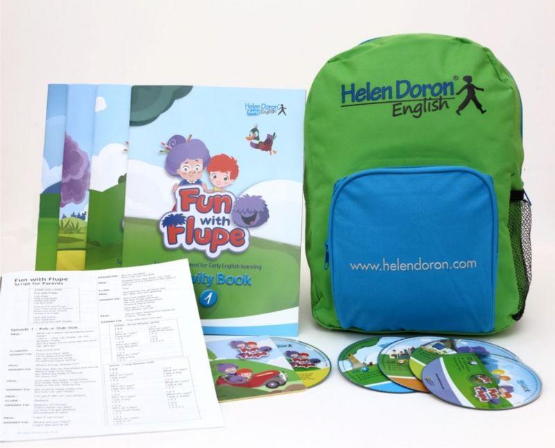 Cordi d'inglese Siena - Corsi d'inglese per bambini - Helen Doron