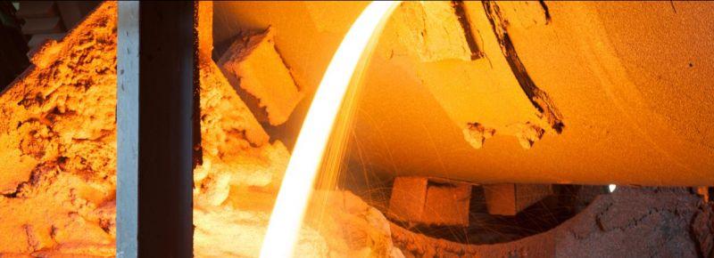offerta anime in shell moulding promozione anime in sabbia silicea falco foundry di thiene