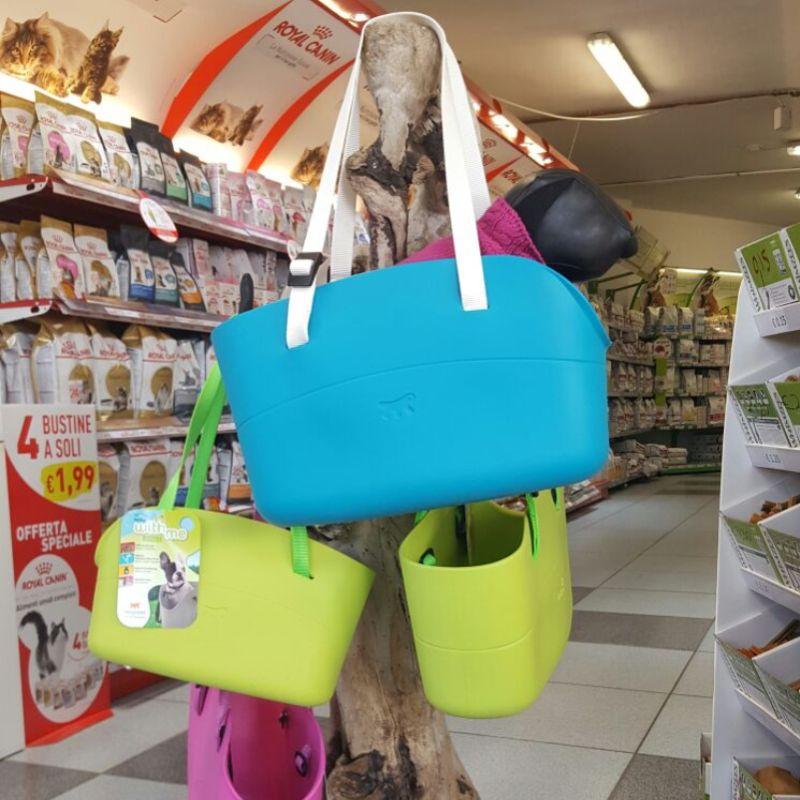 offerta borsa per cani como-promozione pet bag with me como-arca di noe falloppio