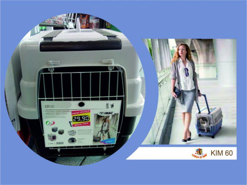 offerta trasportino con rotelle-promozione imac kim 60-arca di noe