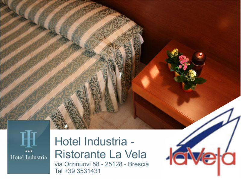 offerta motel brescia-promozione aziendale brescia-hotel industria-ristorante la vela