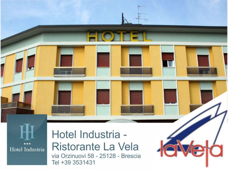 offerta hotel a4 uscita brescia ovest brescia-commerciale bs-hotel industria-ristorante la vela