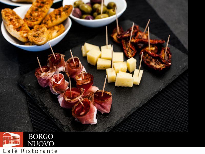 Rinfreschi a Treviso -  Servizio buffet Treviso -  Bar Ristornate Borgo Nuovo