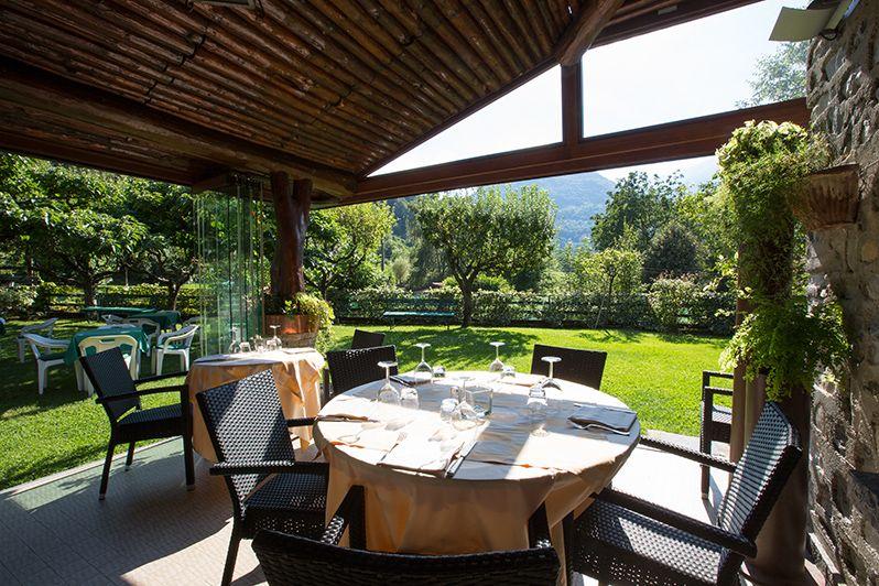 Offerta ristorante lago di Como - Occasione specialita piatti tipici Como Hotel Ristorante