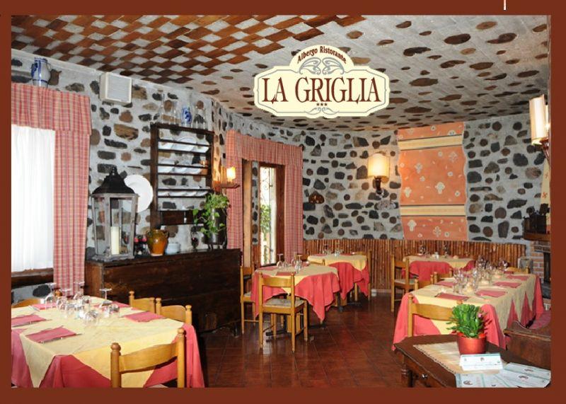 Hôtel Restaurant LA GRIGLIA  - Offre plats typiques de Côme, cuisine traditionnelle