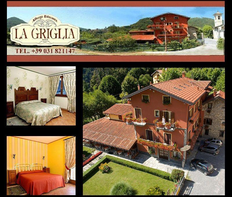 Urlaub Angebot am Comer See - Angebot von Zimmern in LA GRIGLIA Hotel in Como