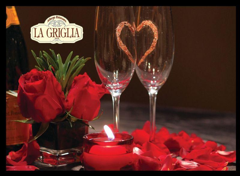 Offre weekend romantique Lac de Côme Hôtel Restaurant LA GRIGLIA - occasion dîner romantique