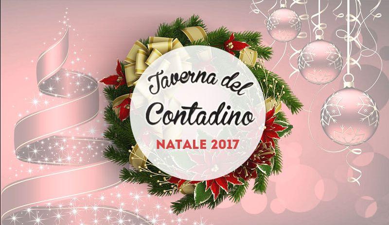 offerta menu pranzo natale taverna - promozione natale 2017 taverna del contadino