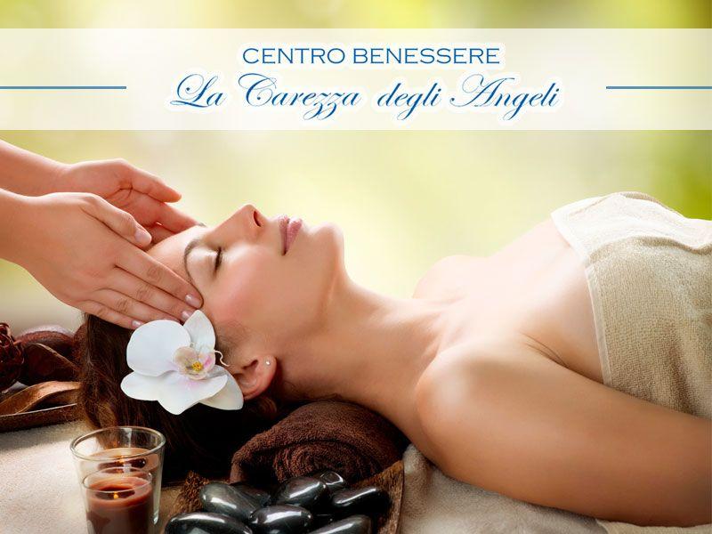 offerta massaggi - promozione trattamenti viso e corpo - la carezza degli angeli