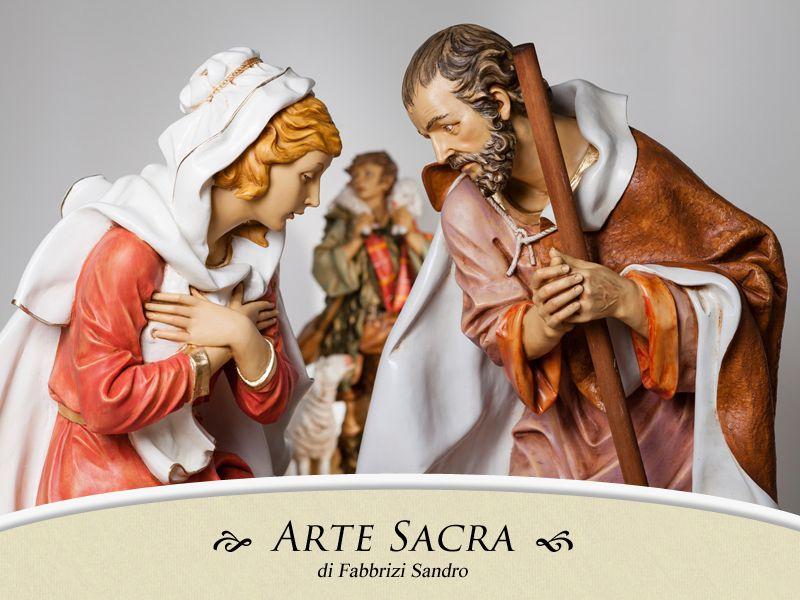 offerta presepi da collezione - promozione presepi fontanini landi moranduzzo -arte sacra terni
