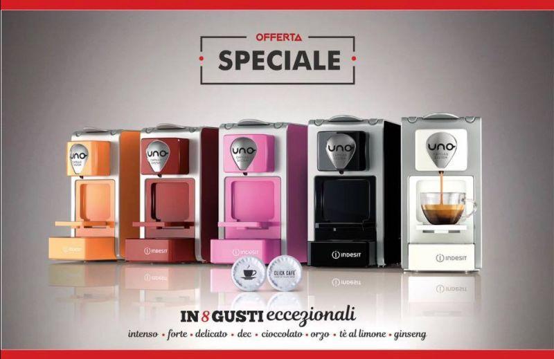 offerta macchinetta caffe promozione capsule caffe omaggio click cafè terni