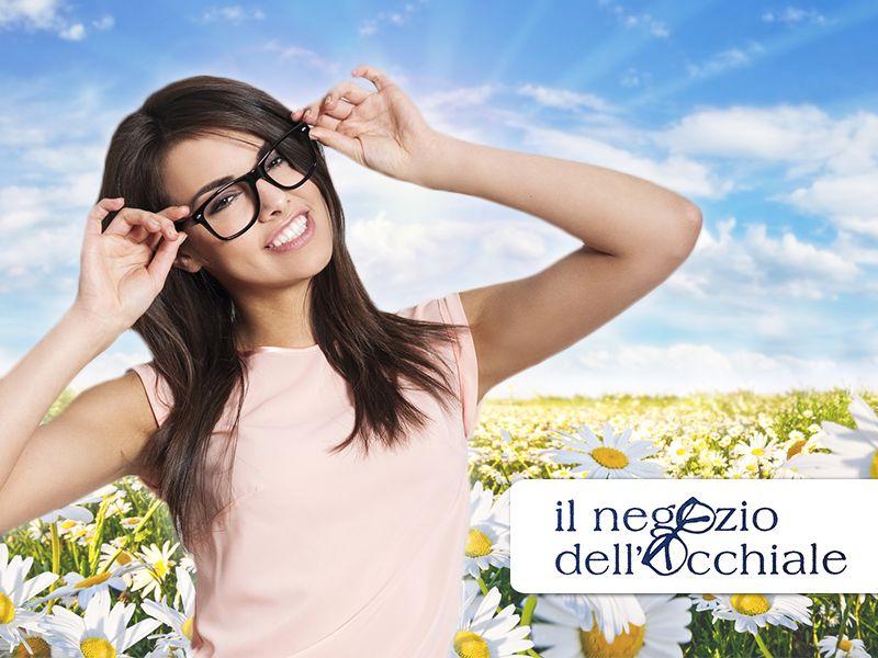 Offerta Lenti Monofocali - Promozione Lenti Progressive - Il Negozio dell'Occhiale