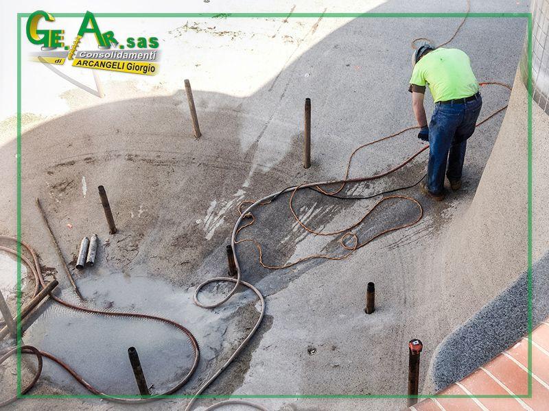 Offerta servizio consolidamento terreni - Promozione servizio consolidamento edifici