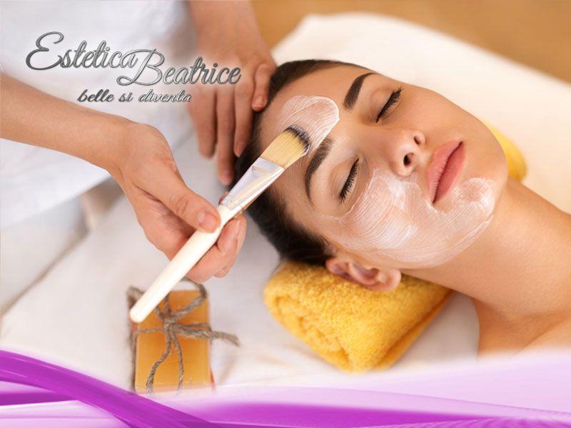 offerta trattamento viso - promozione trattamento estetico-viso - estetica beatrice