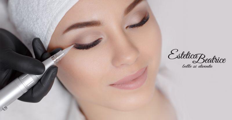 offerta trucco semipermante sopracciglia - promozione trucco semipermanente labbra eye liner