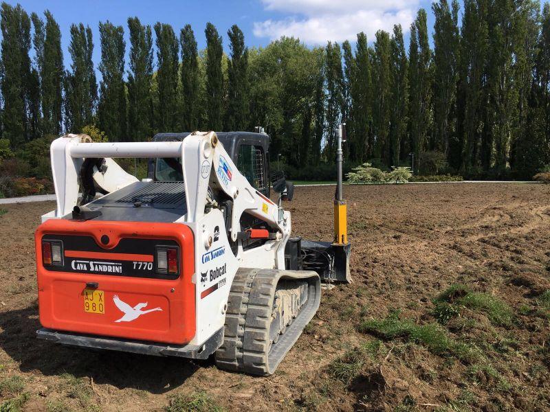 Offerta produzione terra vagliata - Promozione terricciati speciali per orti e giardini Verona