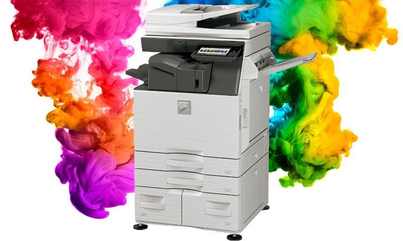 Offerta stampante SHARP MX 2630 - Occasione vendita stampanti professionali SHARP Vicenza