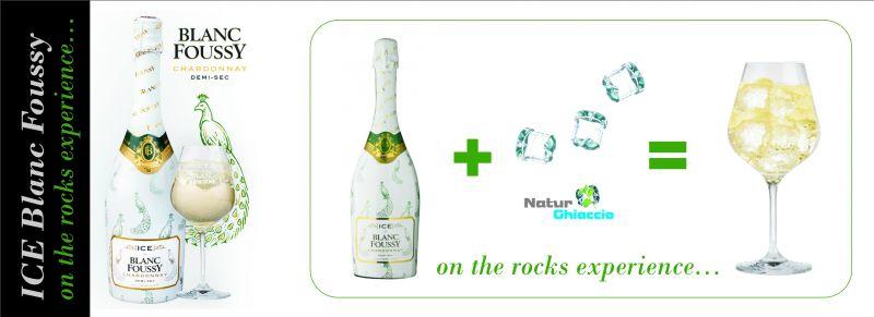 ICE champagne offerta novità 2017 Ice Blanc Foussy
