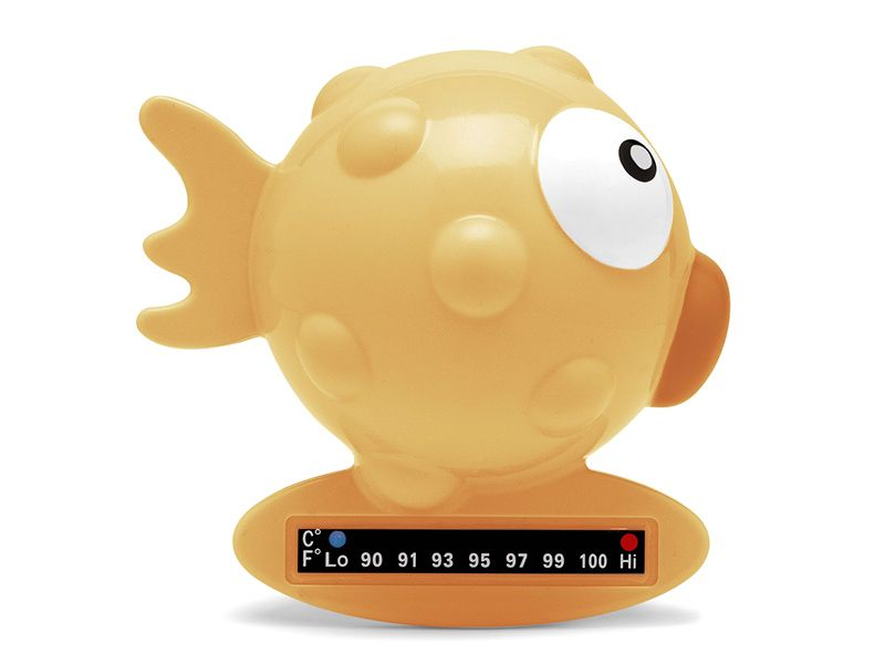 Offerta - termometro da bagno pesce palla chicco