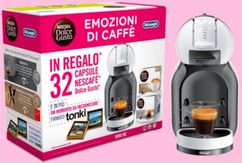 Promozione macchina per il caffè - Offerta capsule caffè - Poggibonsi - Siena