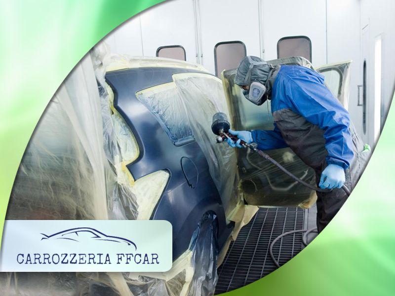 offerta auto carrozzeria autofficina promozione verniciatura auto centro revisioni ffcar quarto