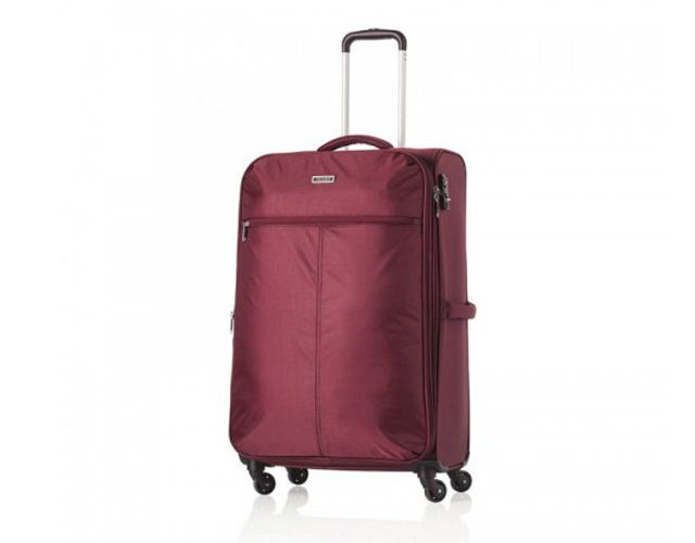 Offerta - Trolley Jaguar Swing valigia bordeaux