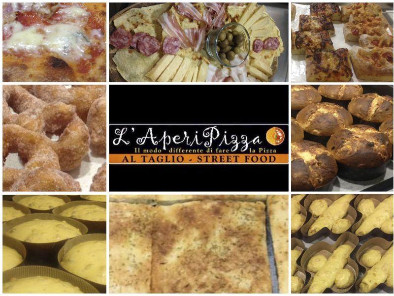 promozione aperitivo - offerta pizzeria - occasione prodotti da forno - L'Aperipizza monserrato