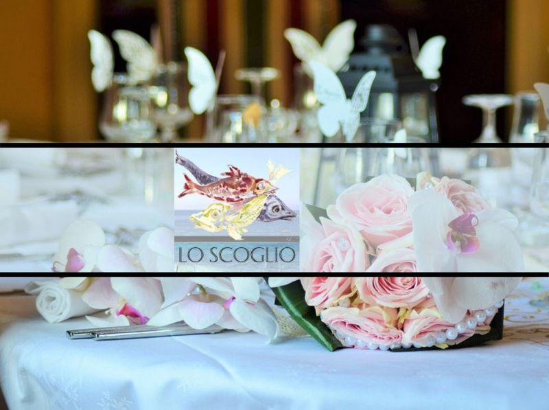 promozione menu matrimonio - offerta ristorante Cagliari  - Lo Scoglio