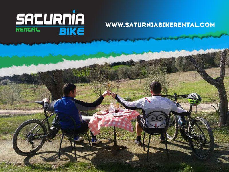 offerta noleggio bici escursioni - promozione escursioni bici maremma - saturnia bike rental