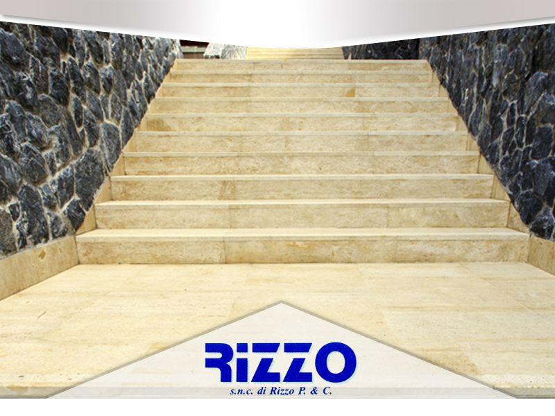Offerta scala su misura - Promozione realizzazione scale - Rizzo Marmi
