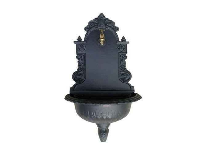 Offerta - Fontana a parete da giardino in ghisa