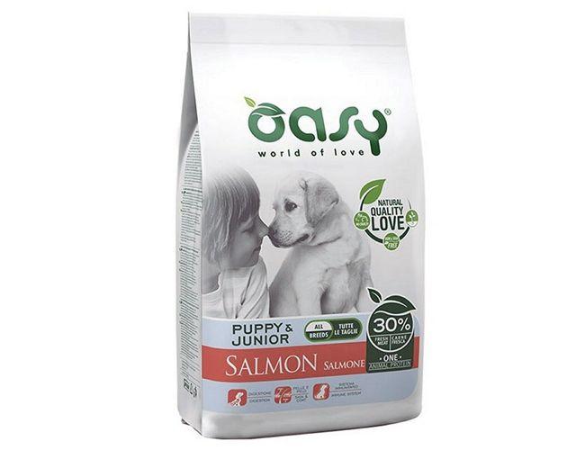 Offerta - Crocchette per cani Oasy Puppy