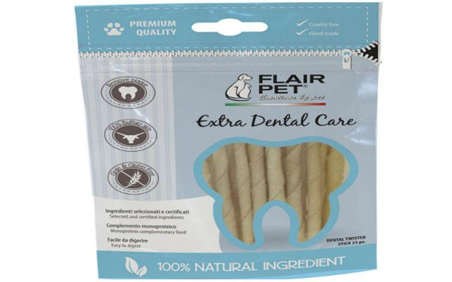 FLAIR PET DENTAL GUM
