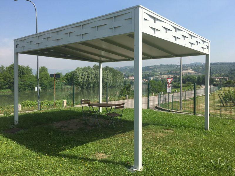 Offerta costruzione manutenzione gazebo su misura Verona-Promozione Vendita e montaggio gazebo
