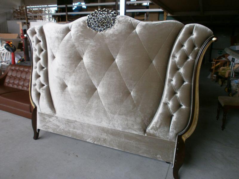 Offerta realizzazione divani in pelle - Vendita divani in finta pelle damasco Bovolone Verona