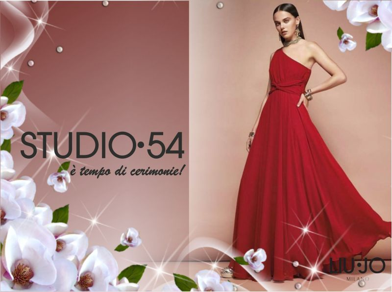 Studio 54 offerta  eleganti abiti da cerimonia e da sera  Liu Jo