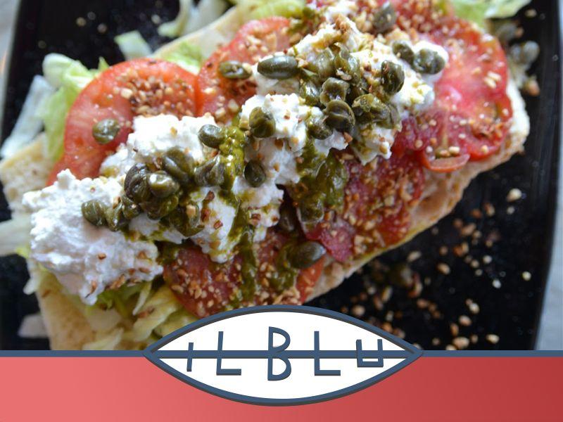 offerta pane cunzato - promozione pane cunzato siracusa - ristorante il blu