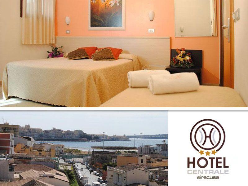 offerta pernottamento hotel siracusa - promozione vacanza siracusa - hotel centrale