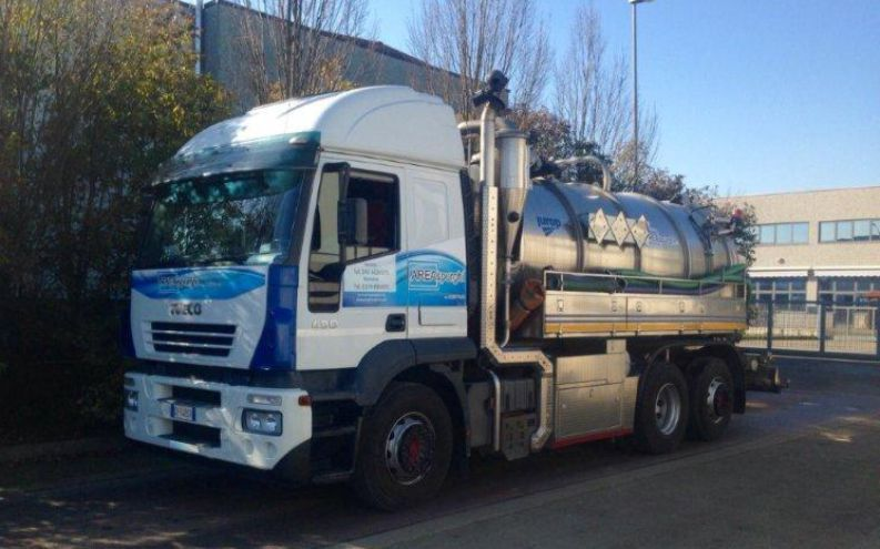 Offerta spurgo pozzi neri-Promozione disotturazione condotte fognarie sanitari tubazioni Verona