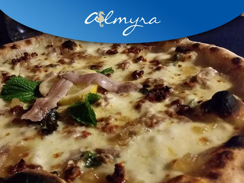 offerta PIZZERIA SUL MARE - promozione pizze pizzoli - ristorante almyra ognina