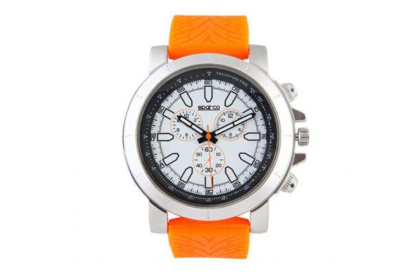 Orologio sparco uomo james orange