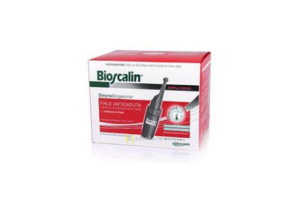 Bioscalin fiale anticaduta