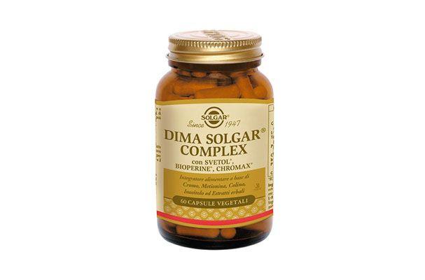 Dima Solgar Complex Integratore Alimentare