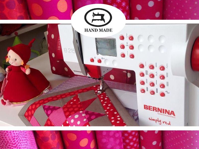 offerta macchine ricamatrici promozione cucito creativo articoli per cucito hand made