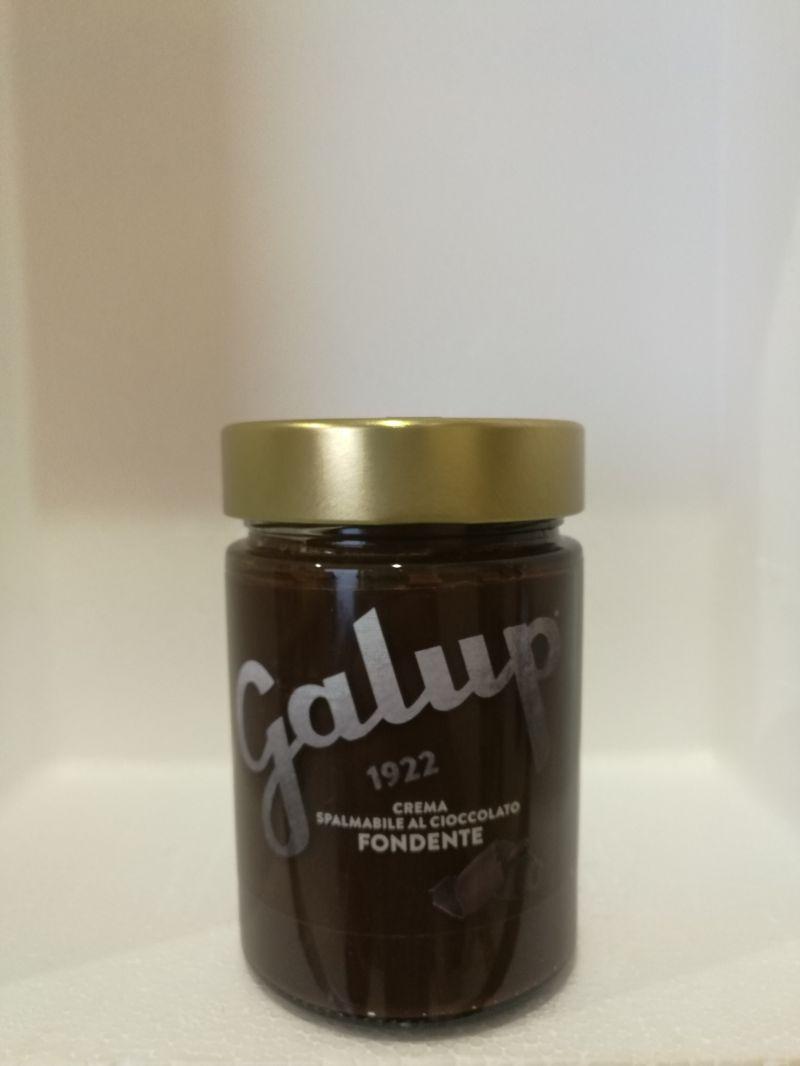Da Affetto per Te trovi la crema spalmabile Galup fondente.Fantastica!