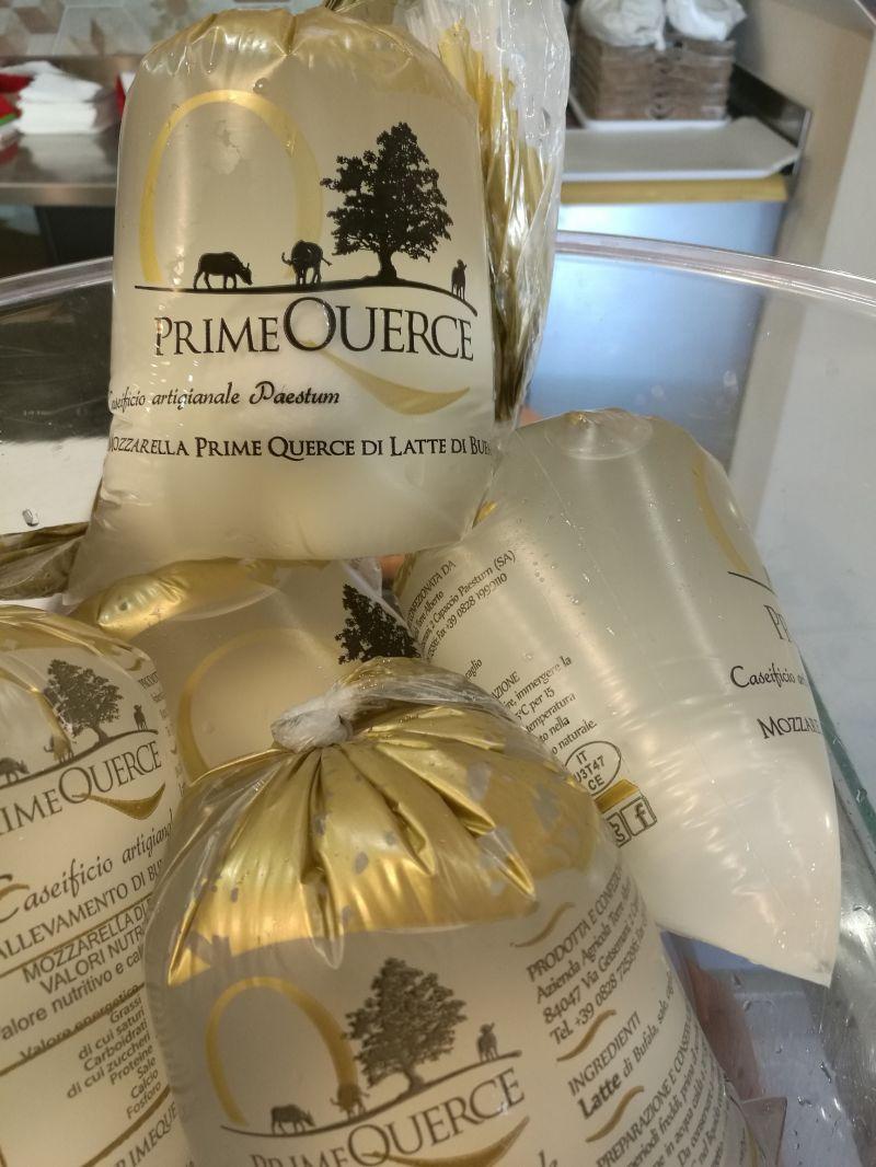 Da Affetto per Te arriva giornalmente la mozzarella artigianale di bufala Prime Querce!