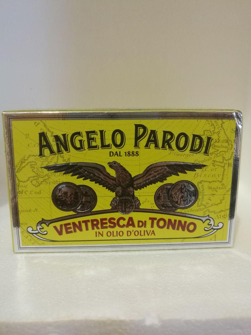 Da Affetto per Te trovi la ventresca di tonno Angelo Parodi.Provala.