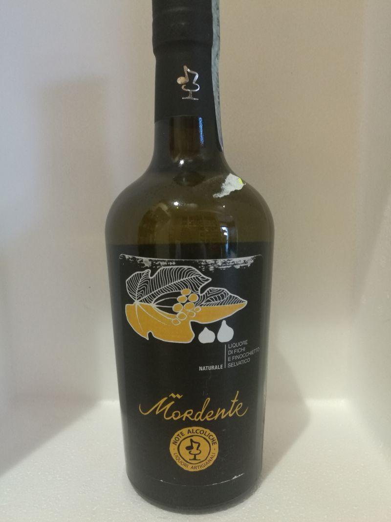 offerta liquore di fichi e finocchietto selvatico - offerta liquore Mordente - Affetto per Te